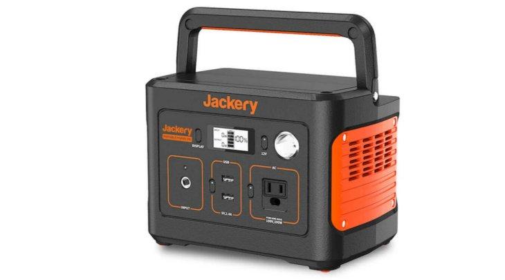 Jackeryのポータブル電源240Whタイプ