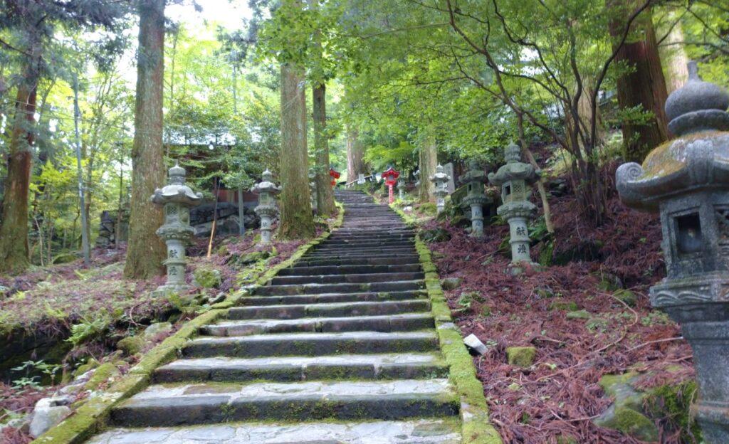 高住神社(英彦山)